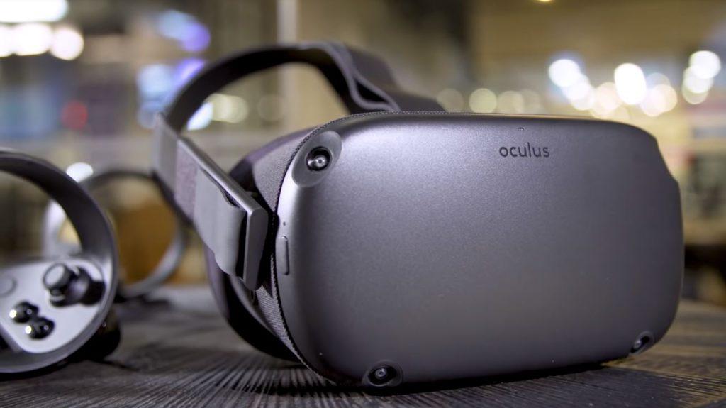 oculus rift S vs oculus quest specs 3