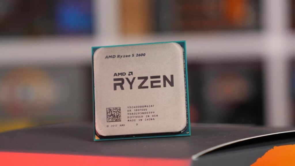 vr build bronze that is affordable cpu Ryzen 2600