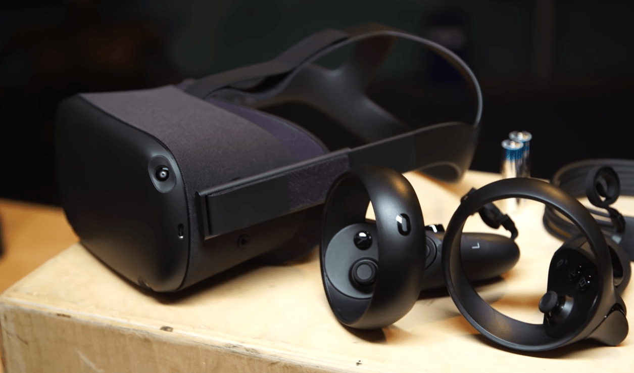 best mid tier vr headsets - Oculus Quest