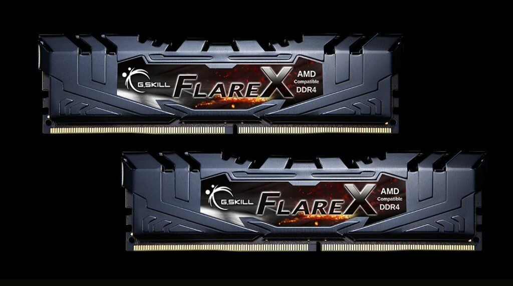 vr build gold fantastic RAM GSKILL f4-3200c14D