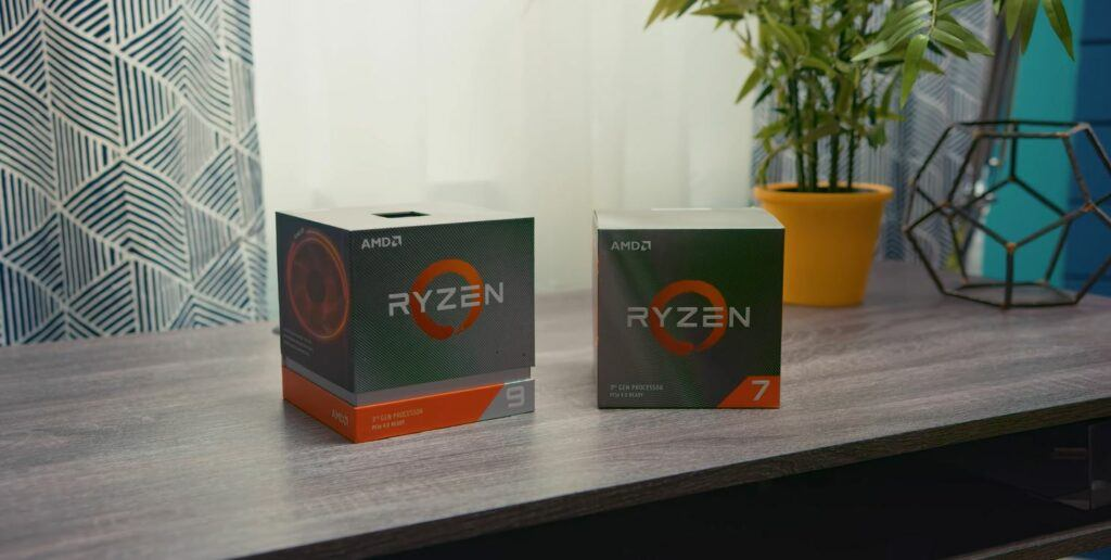 vr build silver good CPU Ryzen 3600