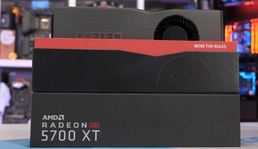 vr build silver good GPU 5700 XT