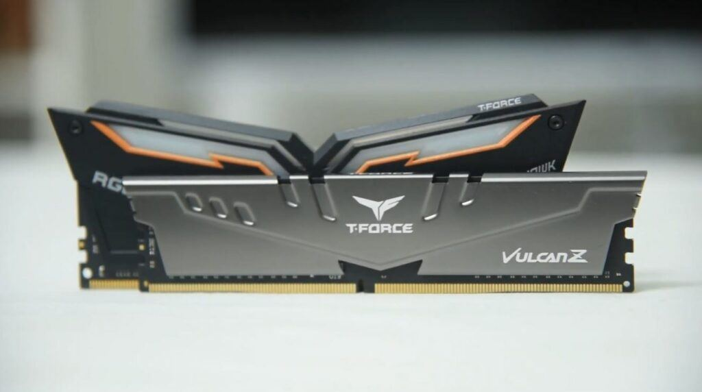 vr build silver good RAM T-Force