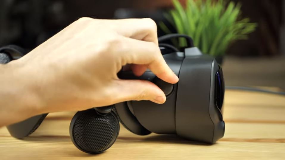 Valve Index review - visual comfort