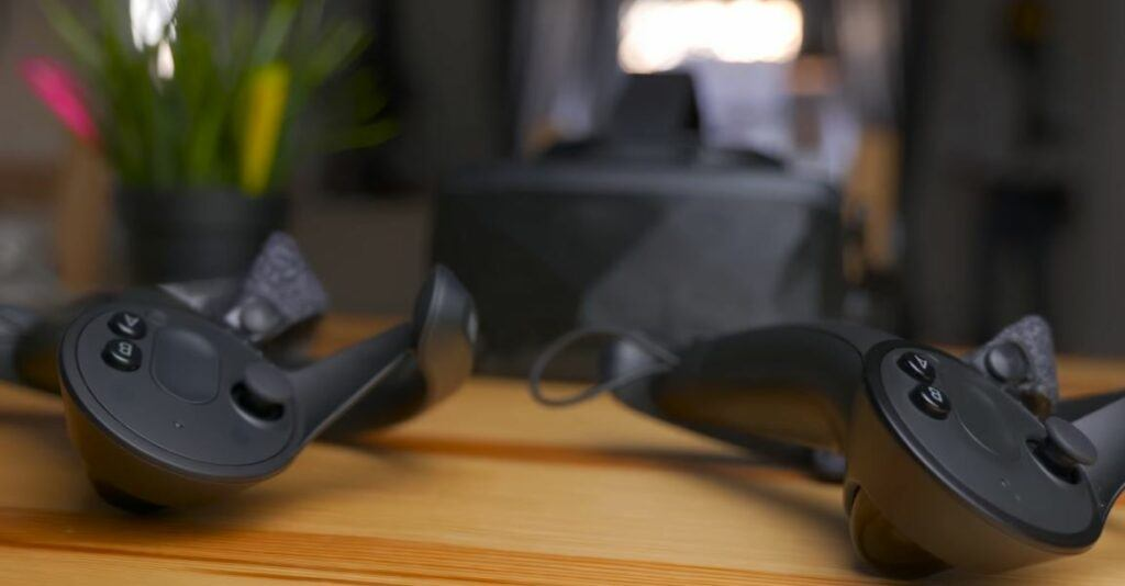 Valve index review- controllers and how they feel