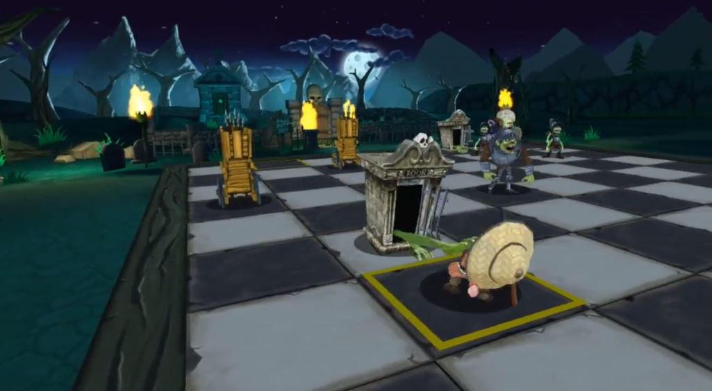 Chess With Zombies - list of vr chess games