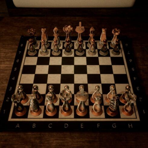 Chess ultra - list of vr chess games