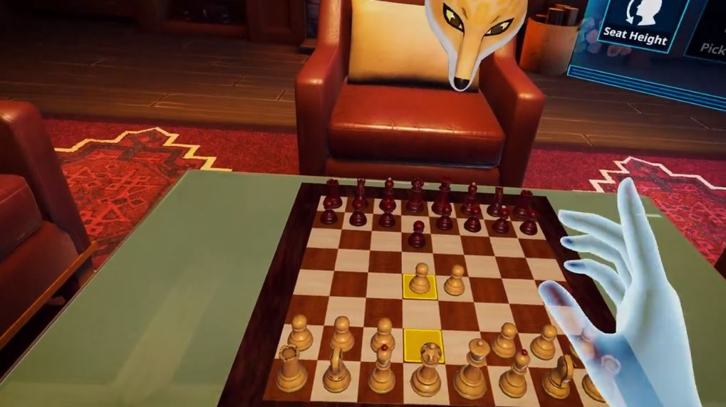 Magic Table Chess - list of vr chess games