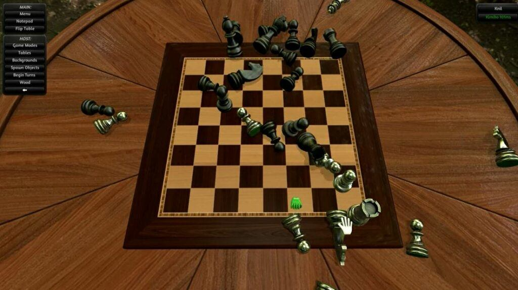 Tabletop simulator - list of vr chess games