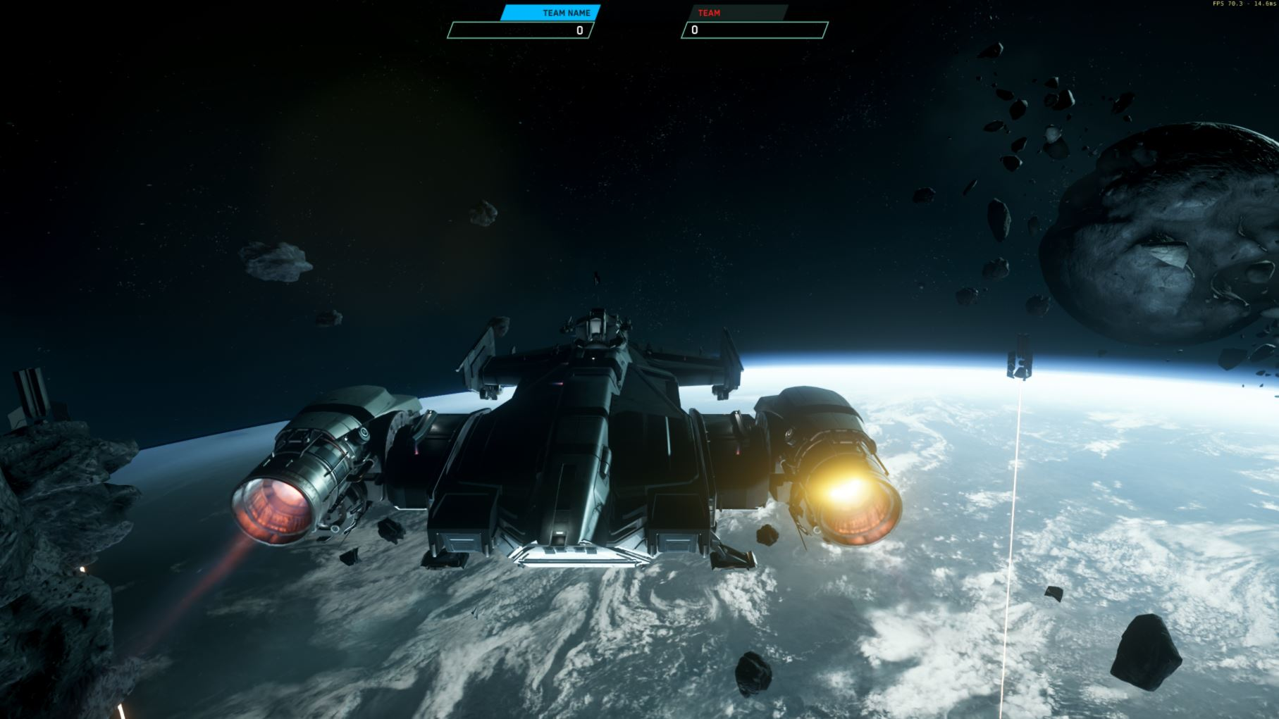 play star citizen in VR