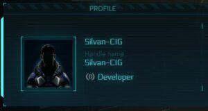 silvan from Star Citizen forum