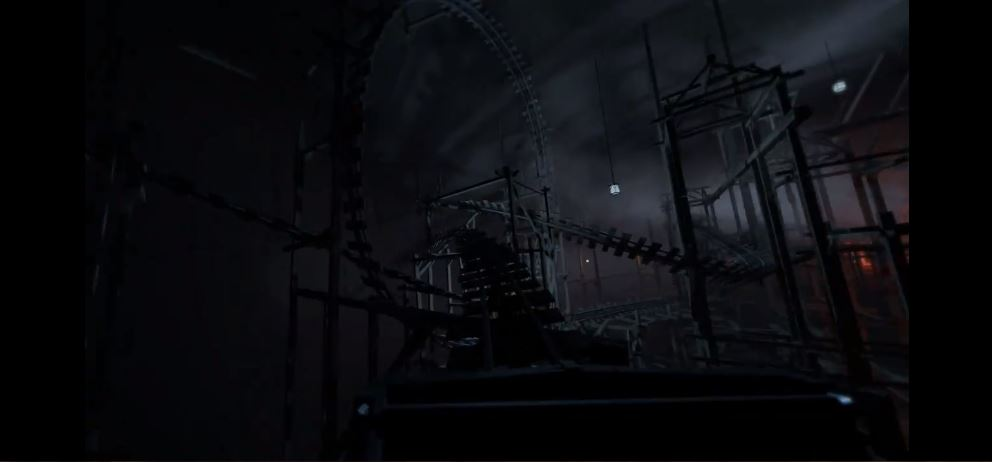 ghost mountain roller coaster for oculus rift review