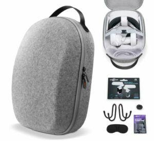 SARLAR oculus quest 2 carrying case
